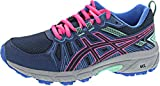 Asics Gel-Venture 7 GS, Running Shoe, Peacoat/Hot Pink, 39.5 EU