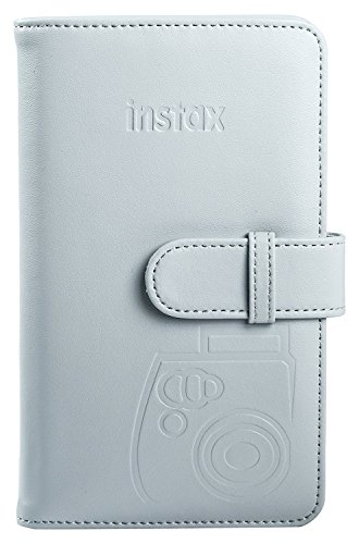Fujifilm Instax Mini 9 photo album smokey white voor Instax Mini foto's Smokey wit