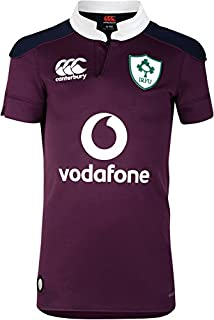 Canterbury 2016-2017 Ireland Alternate Pro Rugby Football Soccer T-Shirt Jersey (Kids)