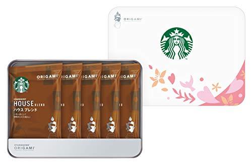 【Amazon.co.jp限定】 ネスレ日本 スターバックス オリガミ パーソナルドリップ コーヒーギフト SBA-15M