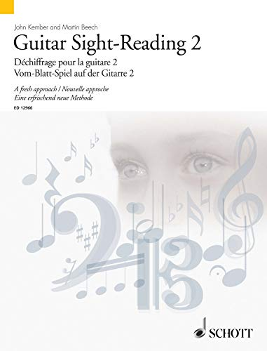 Guitar Sight-Reading 2: A fresh approach (Schott Sight-Reading Series) (English Edition)