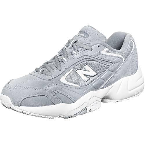 New Balance MX452SA, Trail Running Shoe Mens, Gris, 32 EU