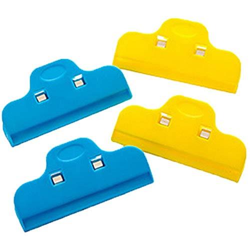Anjing 5 clips para bolsas de alimentos, clips de sellado de alimentos, clips de sellado de bolsas de alimentos, clips para sellado de bolsas de sellado de cocina
