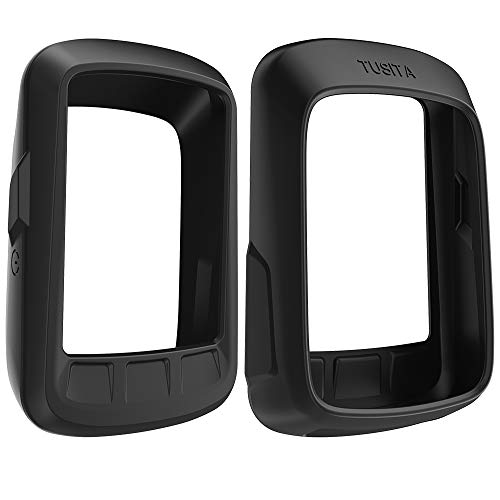TUSITA Case for Wahoo Elemnt Bolt – Silicone Protective Cover – GPS Bike Computer Accessories