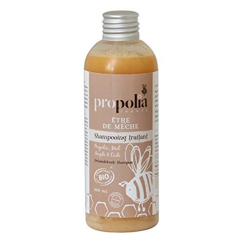 Propolia - Shampooing Traitant Bio Propolis, Miel, Argile & Cade 200 Ml - Lot De 2 - Vendu Par Lot