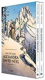 Une vie avec Alexandra David-Neel - Coffret volumes 01 et 02