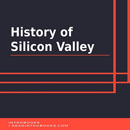 History of Silicon Valley cover art