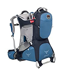 osprey poco pack for carrying baby around camp