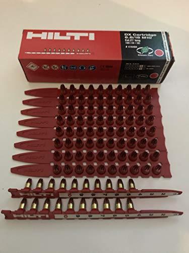 Hilti DX Patrone 6.8/18 M10 STD rot 10er Box