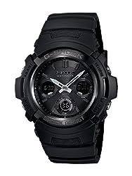 top rated Casio AWGM100B-1ACR Solar Power G-Shock Men's Watch 2021