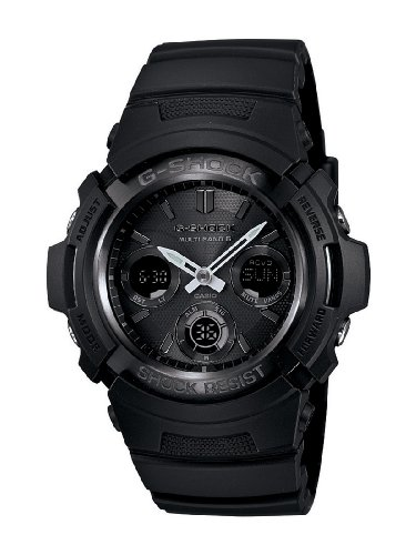 Casio Men's AWGM100B-1ACR 'G-Shock' Solar Watch
