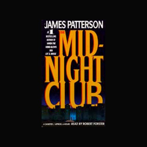 The Midnight Club audiobook cover art
