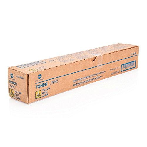 Konica Minolta 403112–Toner für Kopierer, gelb