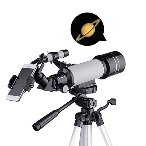 IW.HLMF National Geographic Astronomical Telescope,HD Monoculars,Portable 70MM Refractor for Beginners and Children,Smart Phone Adapter with Adjustable Tripod Moon Filter Finder and Carrying Bag