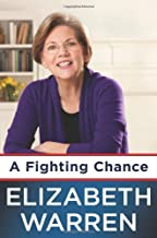 A Fighting Chance by Elizabeth Warren (2014-04-22)