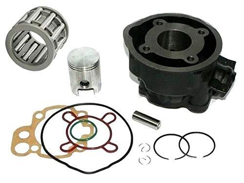 UNTIMERO 50cc Cilindro Kit PISTÓN Jaula DE Agujas Compatible with Yamaha TZR 50