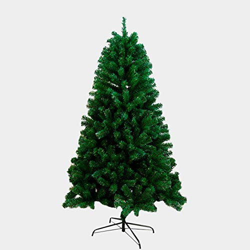 Red tide Christmas Tree/Artificial Christmas Tree/with Sturdy Metal Legs / 600 Branches / 210cm / PVC Christmas Tree/Christmas Holidays for Indoor and Outdoor Decoration