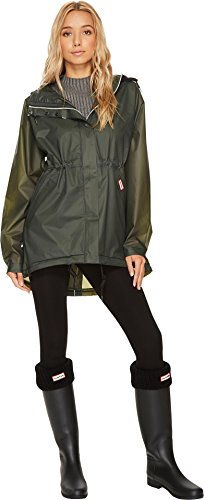 Hunter Original Waterproof Vinyl Smock Regenjas Dames