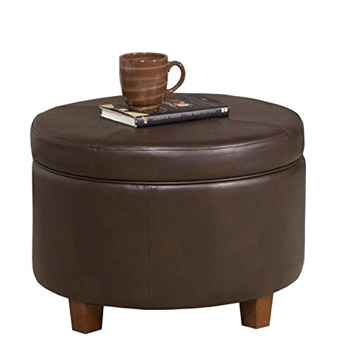 Top 10 ottoman round with storage for 2021