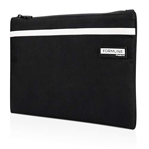 Formline Elite Geruchssichere Tasche, 22,9 x 17,8 cm, doppeltes geruchsdichtes Futter mit zum Patent angemeldetem Mittelteiler