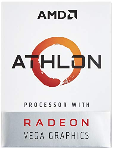 AMD Athlon Thread Processor met Radeon Vega Graphics Athlon 3000G