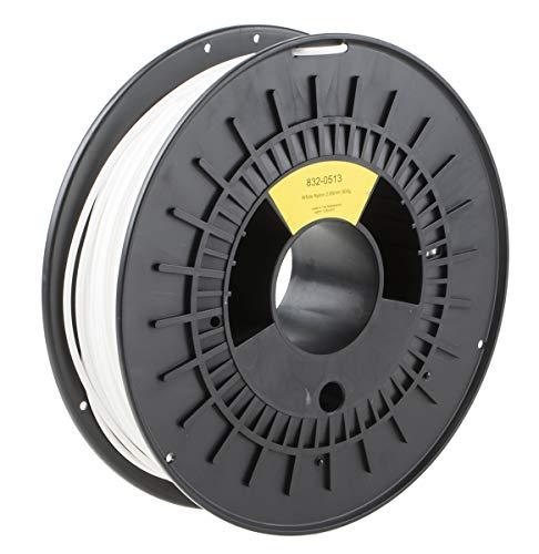 RS PRO Nylon 3D-Drucker Filament zur Verwendung mit Gängige Desktop-3D-Drucker, Weiß, 2.85mm, FDM, 500g