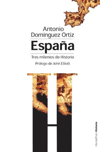 España, tres milenios de historia (Bolsillo nº 2) eBook: Ortiz ...