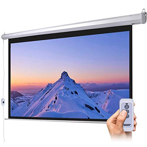 pantalla enrollable proyector fabricante DENGS