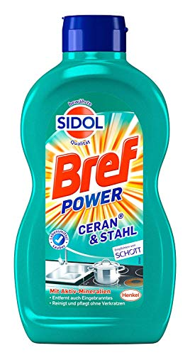 Sidol Ceran & Stahl 500ml, 500 ml