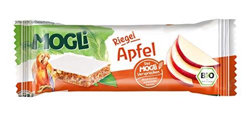 MOGLi Bio Apfel Riegel 20er Pack (20x25g)