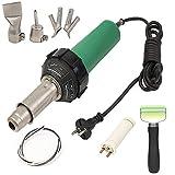 Beyondlife pistola de aire caliente soldador pvc / Pistola de soldadura profesional de aire caliente de plástico,1600 W