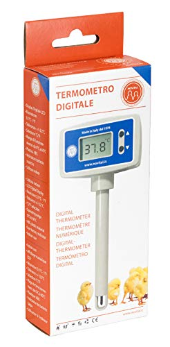 Novital Termometro Digitale per incubatrice Covatutto