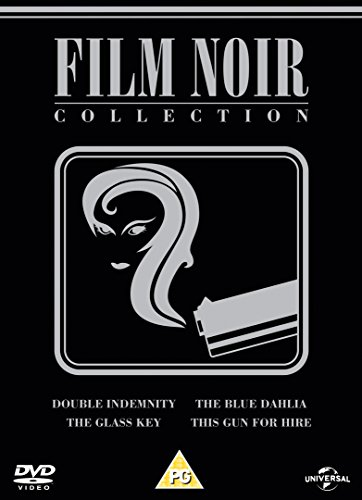 DVD4 - Film Noir Collection (4 DVD)
