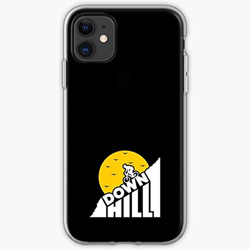 Jumps Downhill Sun Bike Bicycle Down Hill Slopestyle | Phone Case for iPhone 11, iPhone 11 Pro, iPhone XR, iPhone 7/8 / SE 2020