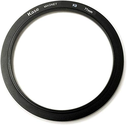 Kase K9 Magnetic 77mm Adapter for K9 100mm Filter Holder 90mm 77