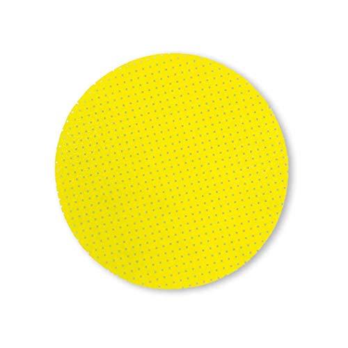 MENZER Ultrapad Klett-Schleifscheiben, 225 mm, Korn 80, f. Trockenbauschleifer, Edelkorund (25 Stk.)