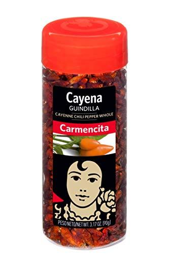 Cayena guindilla Carmencita, 90 g