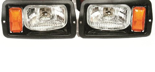 GOLF CART CLUB CAR DS HEADLIGHTS 7