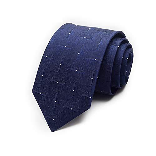 XIANGUO Corbatas de Hombre Caja Regalo Conjunto Corbatas Corbata microfibra accesorios Ropa