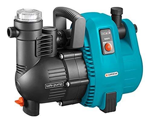 Gardena Pompe d'Arrosage de Surface 5000/5 Comfort: Pompe d'Arrosage, Débit de 5000 L/H et...