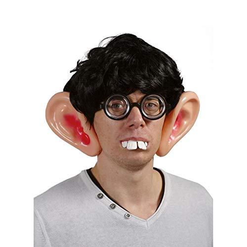 P'tit Clown 69440Riesen-Ohren aus Kunststoff,Beige