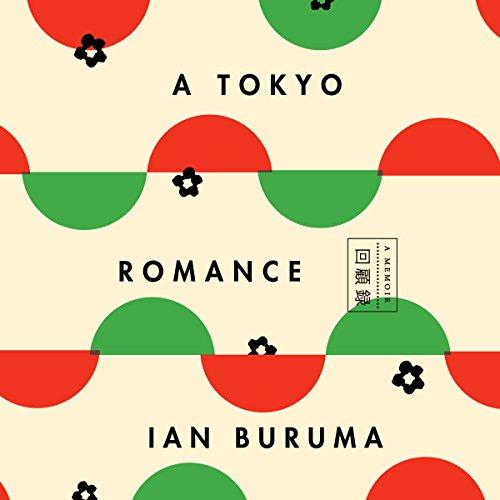 A Tokyo Romance audiobook cover art