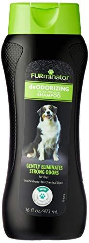 Furminator Ultra-Premium Deodorizing Dog Shampoo