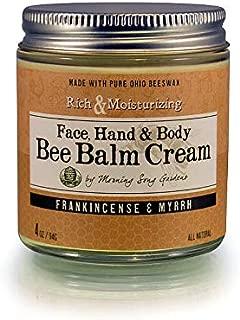 Frankincense & Myrrh Bee Balm Cream 2oz