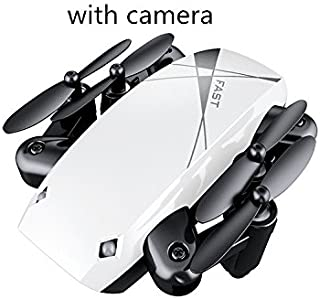 RONSHIN Drone S9 Mini Folding UAV 4-Axis Aircraft Remote Control Drone Toy Teenager Fixed Height Camera