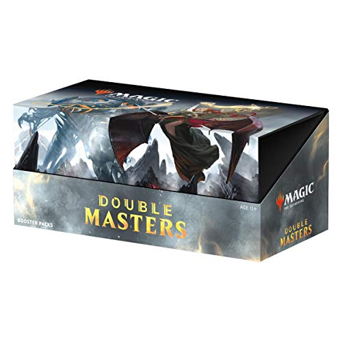 MTG Double Masters Display 24 Booster Packs Deutsch, Magic: The Gathering