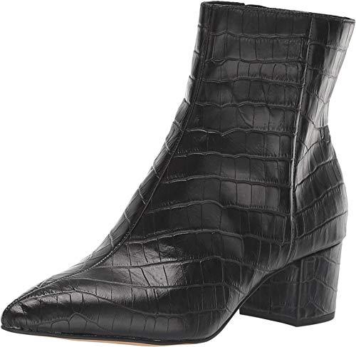 Dolce Vita Bel Noir Croco Print Leather 9 M