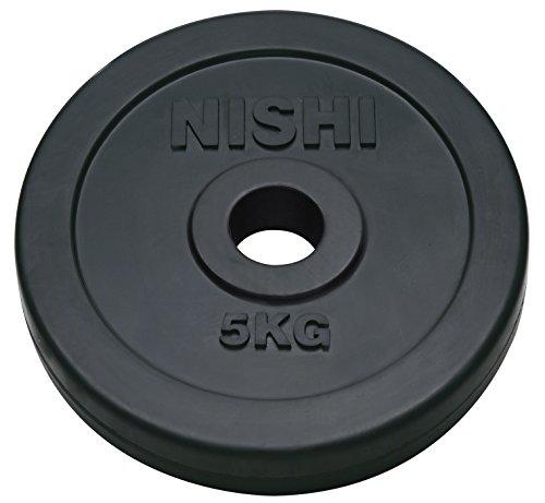 NISHI(ニシ・スポーツ) SDラバープレート50 φ50�oバー用 5.0kg T2873