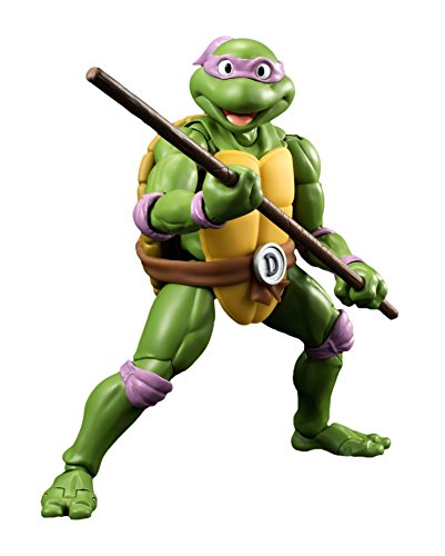 Bandai Tamashii Nations S.H. Figuarts Donatello Teenage Mutant Ninja Turtles Action Figure