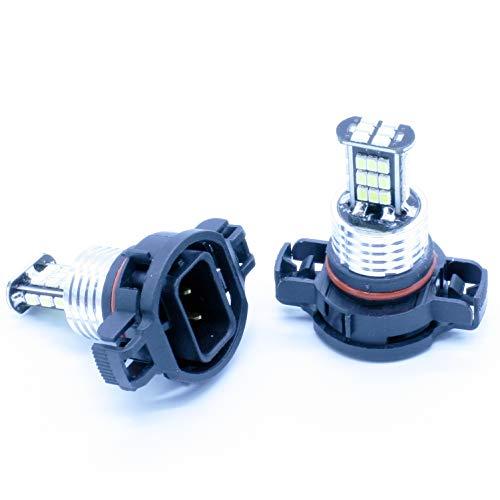G-V - 2 lampadine LED premium PSX24W 2504, Canbus, 6.000 K, SMD, DRL